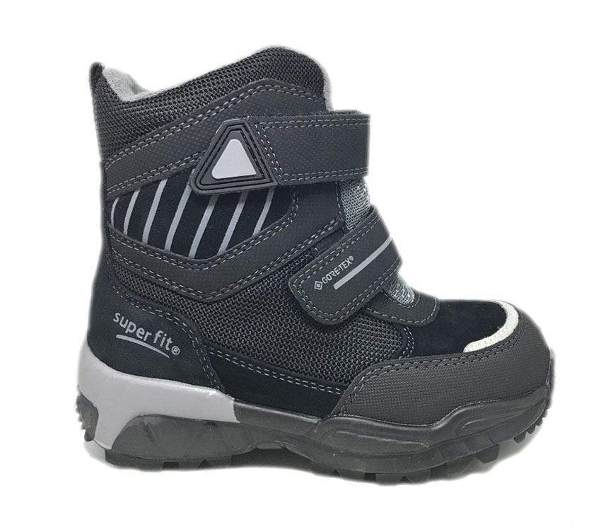 445929793d3d Sort grå Superfit vinterstøvler støtte smal fod Her!