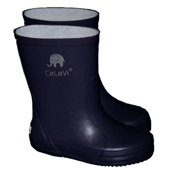 2e9f4d64cfbe Gummistøvler fra Celavi - blå gummistøvler. Køb her