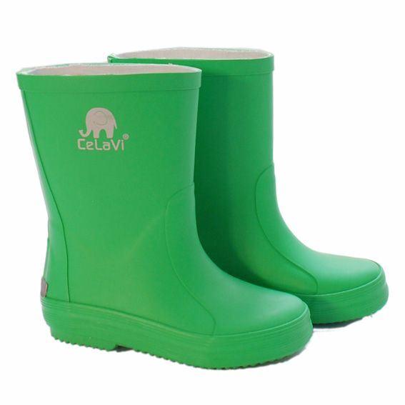 c6ce8833492c Gummistøvler fra Celavi - grønne gummistøvler. Køb her