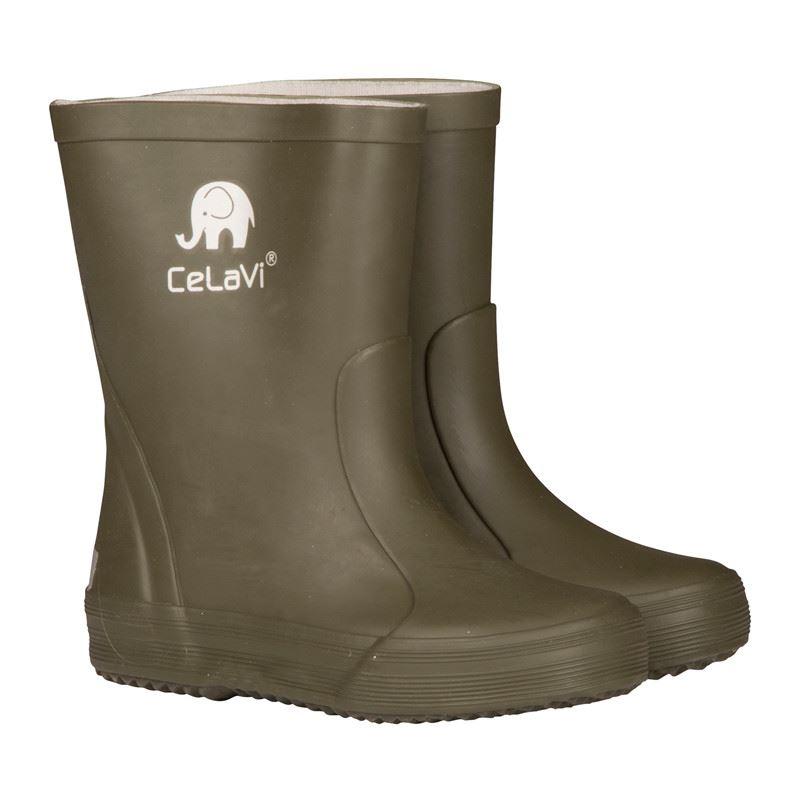 2389cfcd9317 Gummistøvler Celavi army til smalle fødder. Køb her!