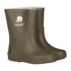 CeLaVi smalle mørkeblå gummistøvler