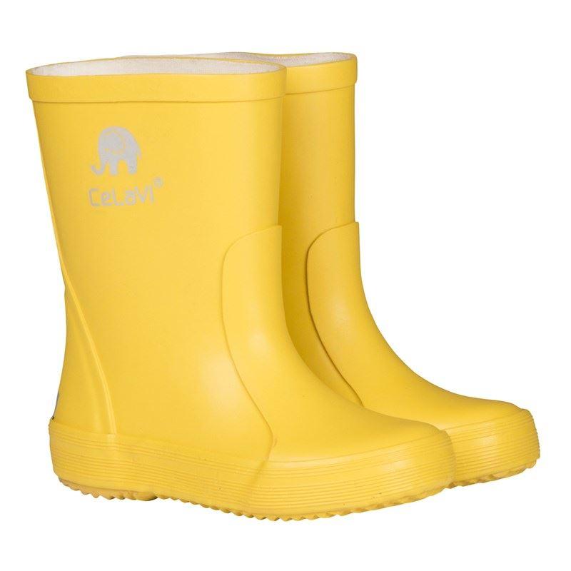 026e0f8b0ba Gummistøvler fra Celavi - gule gummistøvler. Køb her
