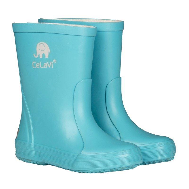 f92751d05d83 Gummistøvler fra Celavi - turkis gummistøvler. Køb her