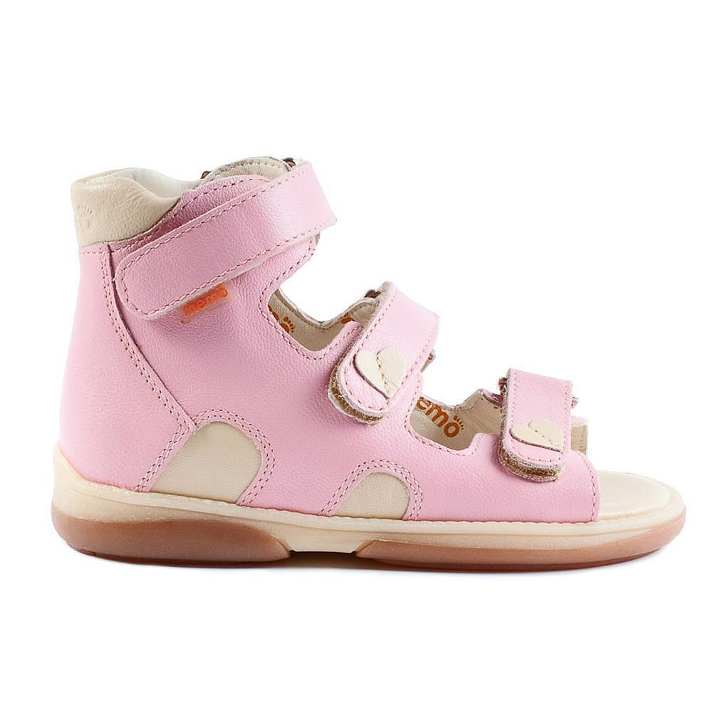 a0a7218a74be Memo Atena ortopædiske pigesandaler der støtter foden.